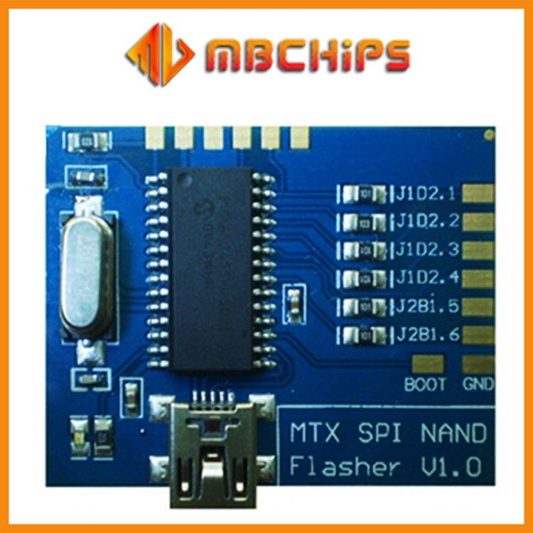 Nand Programmer For Xbox360 MTX Spi Nand Flasher v1 0, View