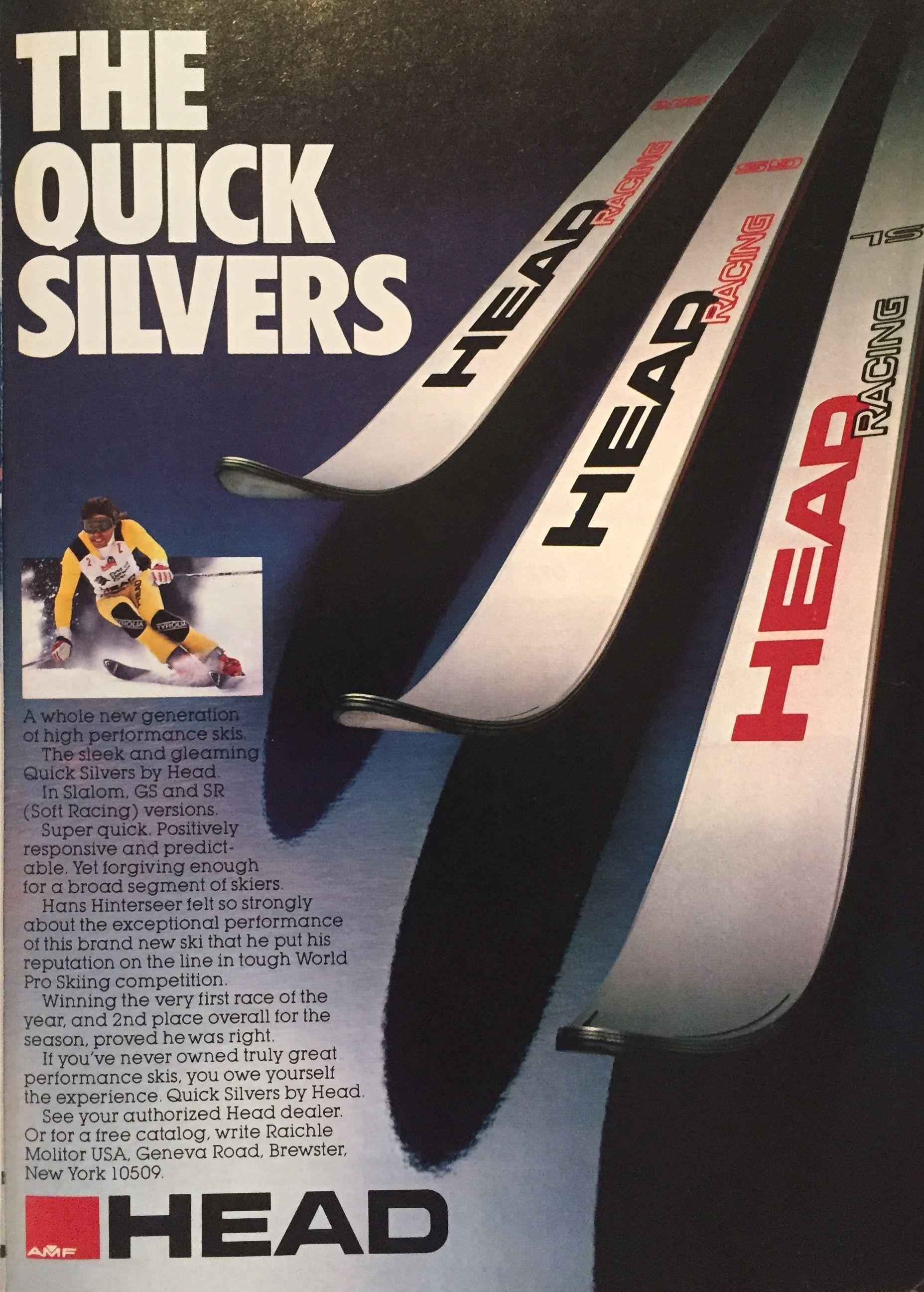 Pin Von Daniel Darrigrande Auf Ski Skifahren Fahren Nostalgie