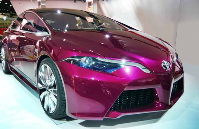 Toyota Camry 2018 New Concept