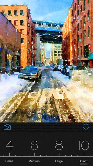 Waterlogue Amazing App Turns Photos To Watercolor App Apple
