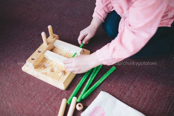 Hey, I found this really awesome Etsy listing at https://www.etsy.com/listing/210652466/fine-motor-activity-board