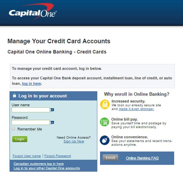 Capital One Auto Loan Payment >> Capital One Auto Finance Login For Easier Loan Payments Business