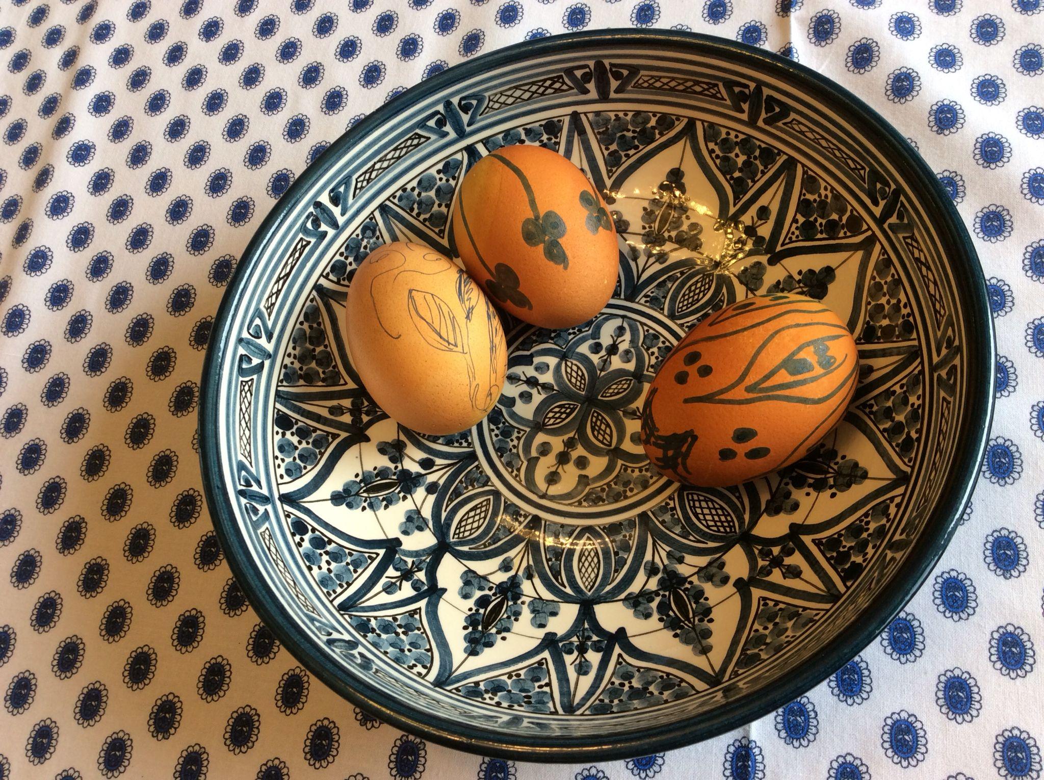 Happy Easter! Iloista pääsiäistä!