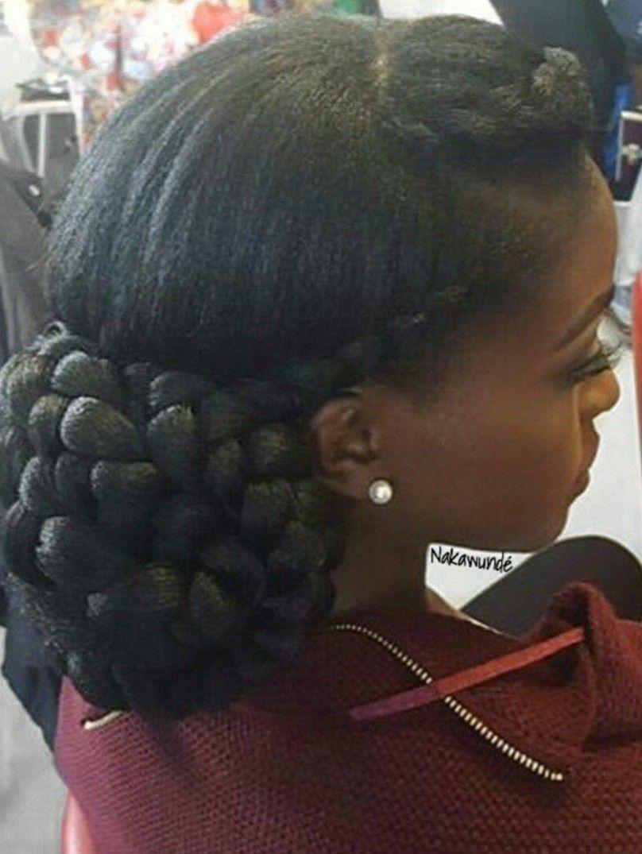 Pinterest Smshawty Natural Hair Wedding Model Hair Natural Hair Styles
