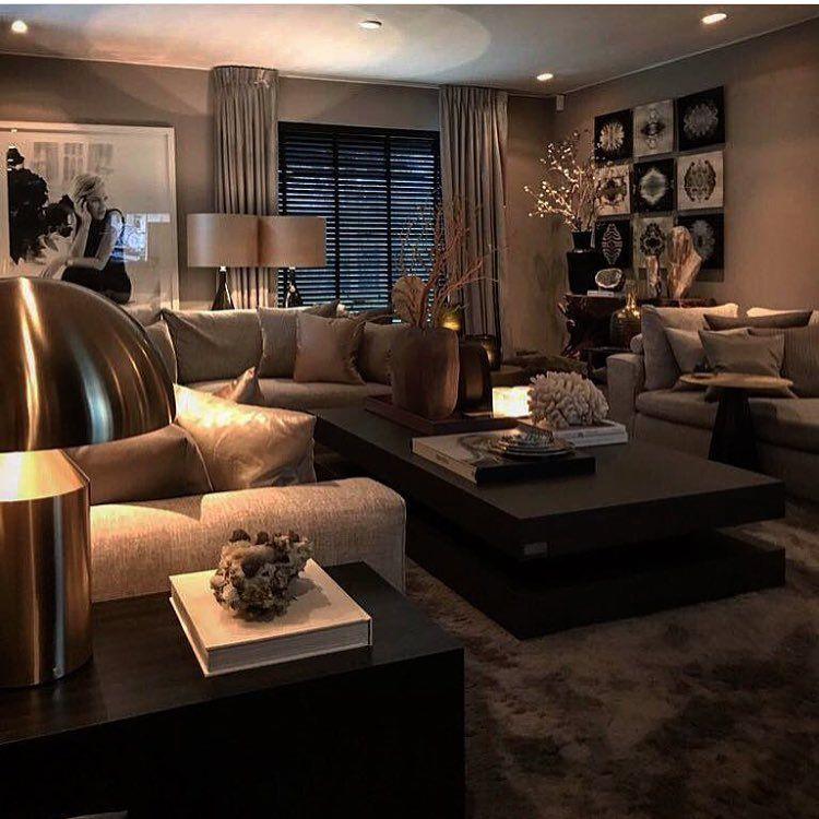 Pin By Wigglebutz French Bulldog Pu On Living Room Luxury Living Room Stylish Living Room Living Room Decor Apartment