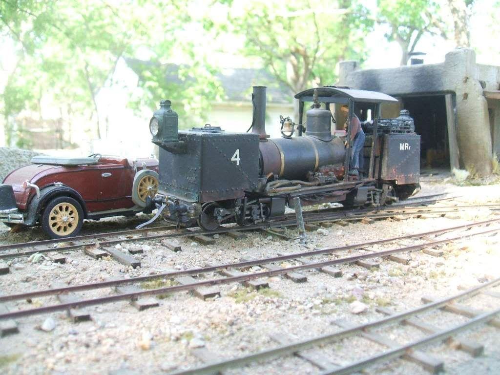 An American Garratt Narrow Gauge Model Railroad Forums Model Railroad Work Train Model Trains