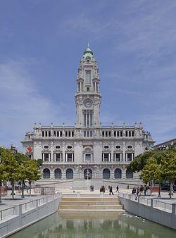Gabinete do Munícipe da Câmara Municipal do Porto- Rathaus