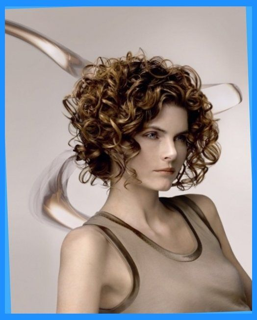 Diffe Types Of Perms With Pictures For Spiral Medium Length Hair