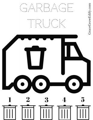 The Best Trash Truck Toys and Activities for Playful