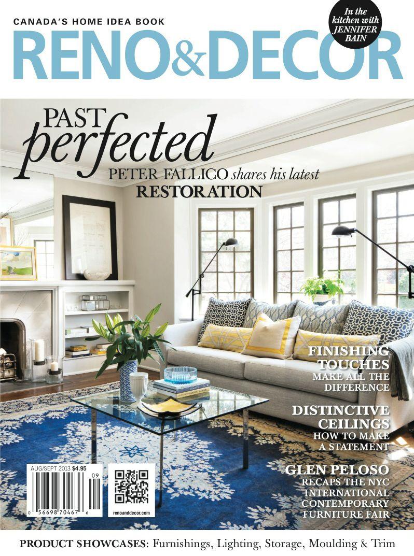 Terrific article in August\'s Reno & Decor Magazine. Come visit Port ...