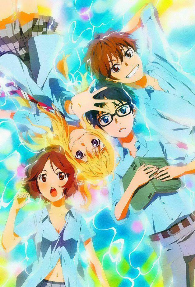 ★Anime Sekai★ di 2020 Animasi