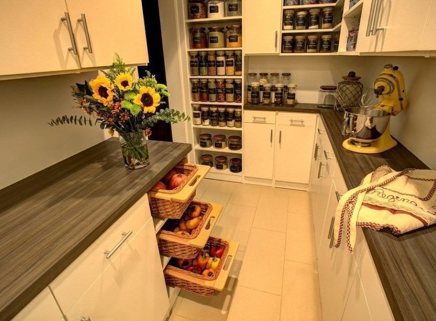 45 Gorgeous Walk-In Kitchen Pantry Ideas (Photos) #largepantryideas Large pantry featuring tiles flooring, white counters and rustic countertops. #largepantryideas 45 Gorgeous Walk-In Kitchen Pantry Ideas (Photos) #largepantryideas Large pantry featuring tiles flooring, white counters and rustic countertops. #largepantryideas 45 Gorgeous Walk-In Kitchen Pantry Ideas (Photos) #largepantryideas Large pantry featuring tiles flooring, white counters and rustic countertops. #largepantryideas 45 Gorge #largepantryideas
