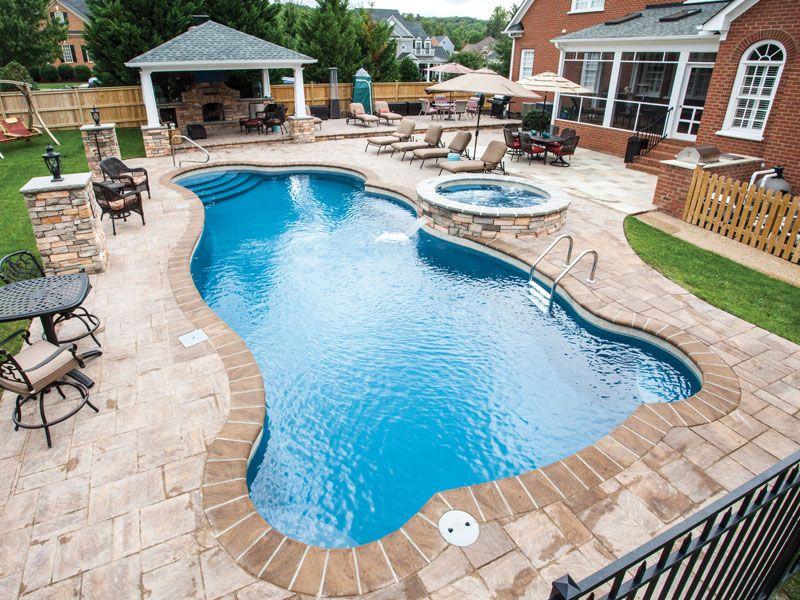 Home Swimming Pool Designs Unique Design Decoration