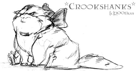 Crookie- HP by lberghol on DeviantArt