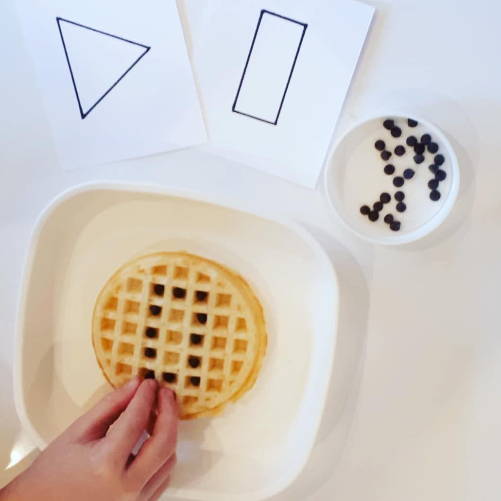 Snacksize On Instagram Munchy Math Waffle