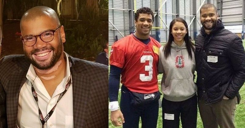 An Insight Into Russell Wilson S Family Parents Siblings Wife Kids Bhw Ciara And Russell Celebrity Families Biological Father