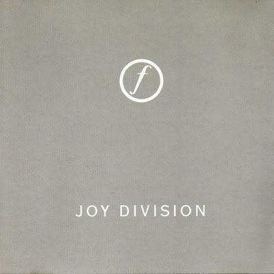 Joy Division - Still, designed by Peter Saville.
