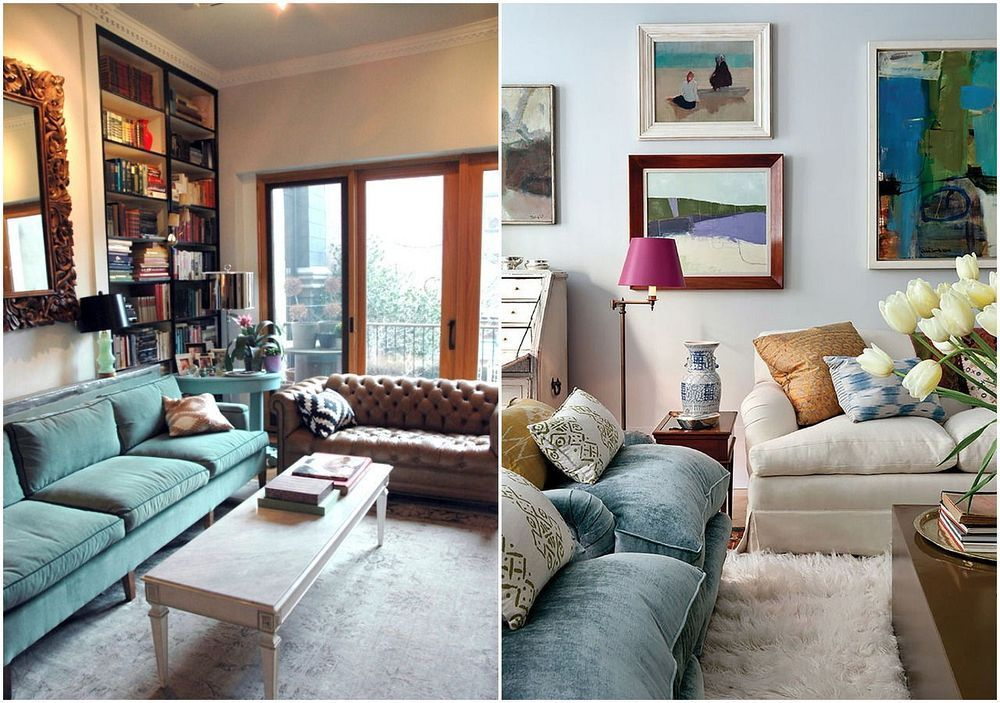 How To Incorporated Mismatched Furniture Into Your Home