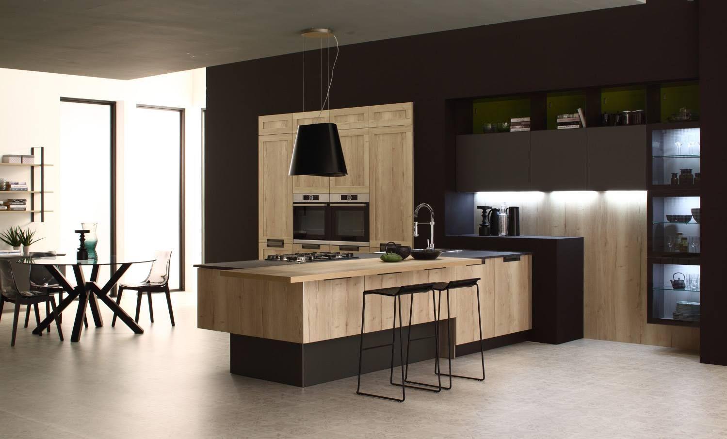 Cucina Iside e Regina, la riscoperta dello stile industriale: la ...