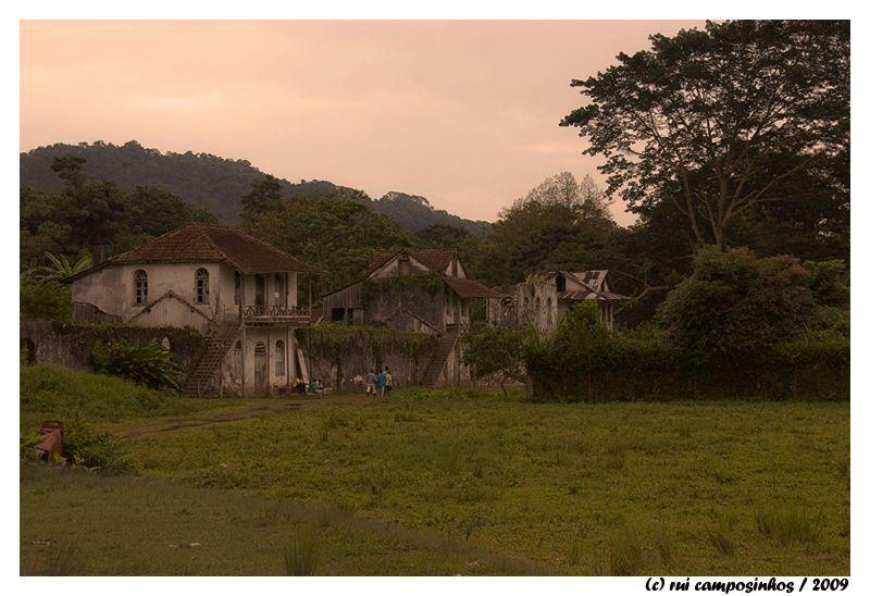 Roca Bombaim Bombaim Sao Tome Sao Tome And Principe Sao