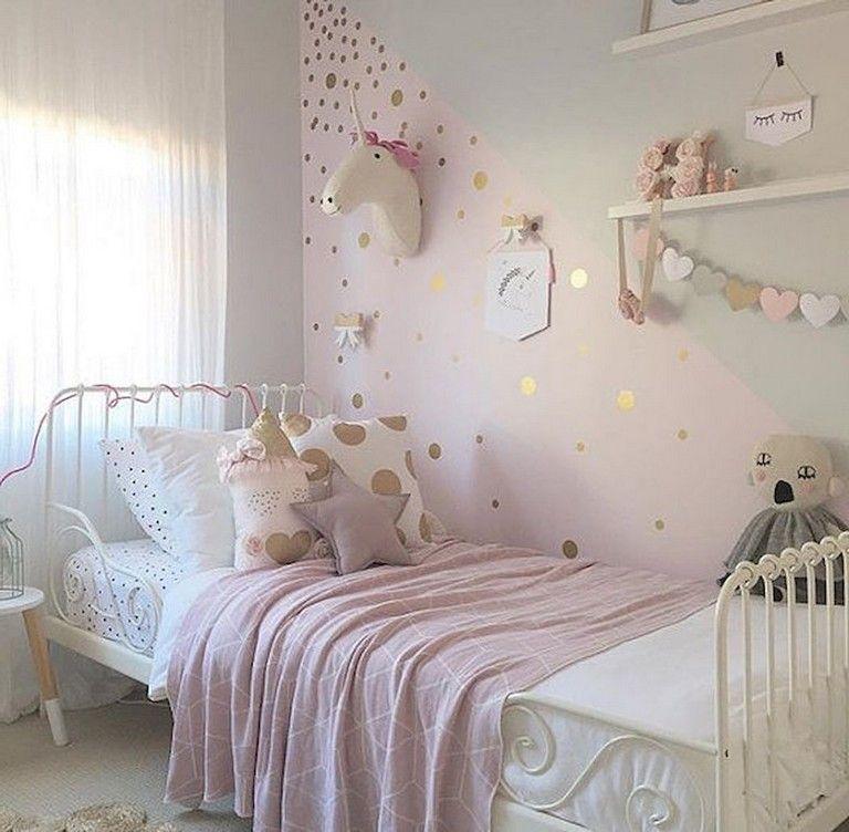 25+ Cute Unicorn Bedroom Ideas For Kid Rooms #bedroomdecor ...