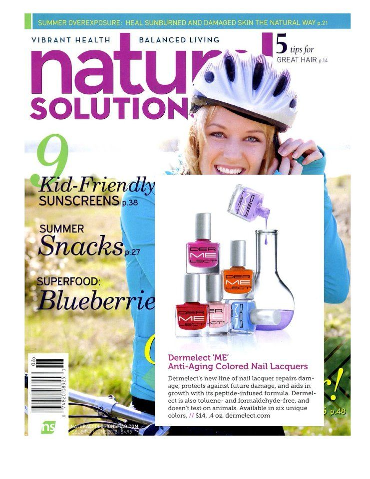 National health & beauty publication, Natural Solutions