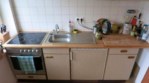 Komplette Küche in Schongau New home furniture Pinterest - komplette küche gebraucht