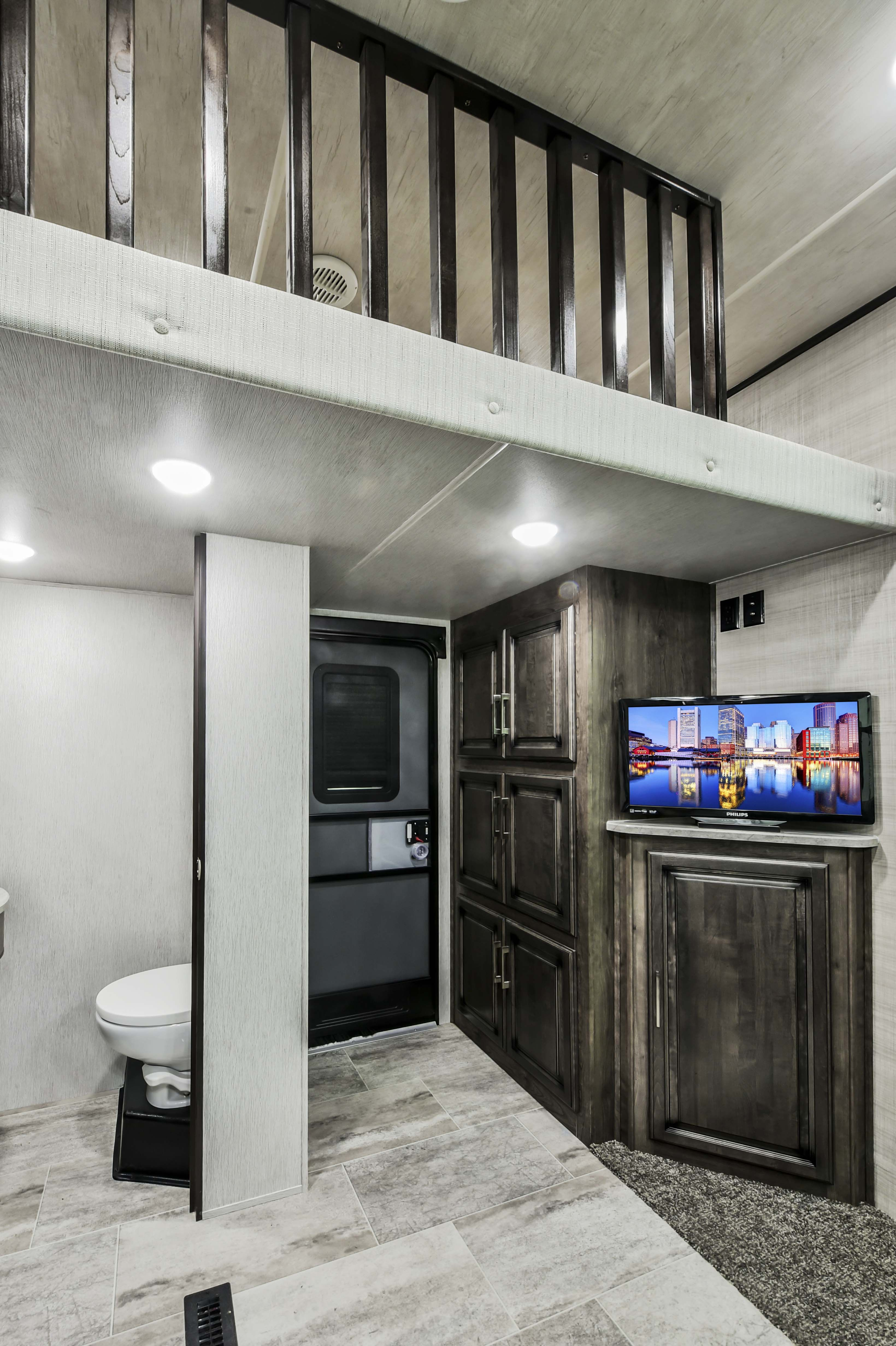 Gw 3810 Rlb Bunk Room Bunk House Rv Living