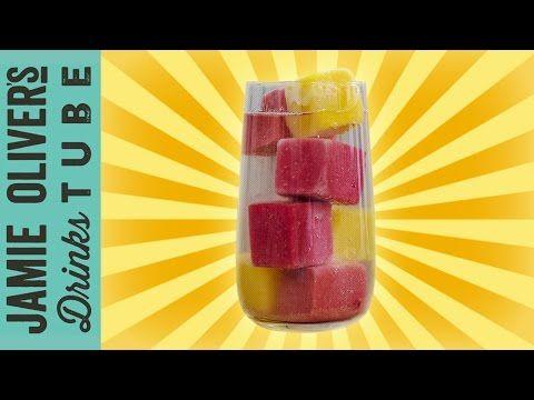 Hielos de fruta para tus jugos