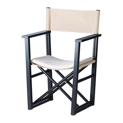 ikea bj rksn s regiestuhl faltbar und daher leicht zu. Black Bedroom Furniture Sets. Home Design Ideas