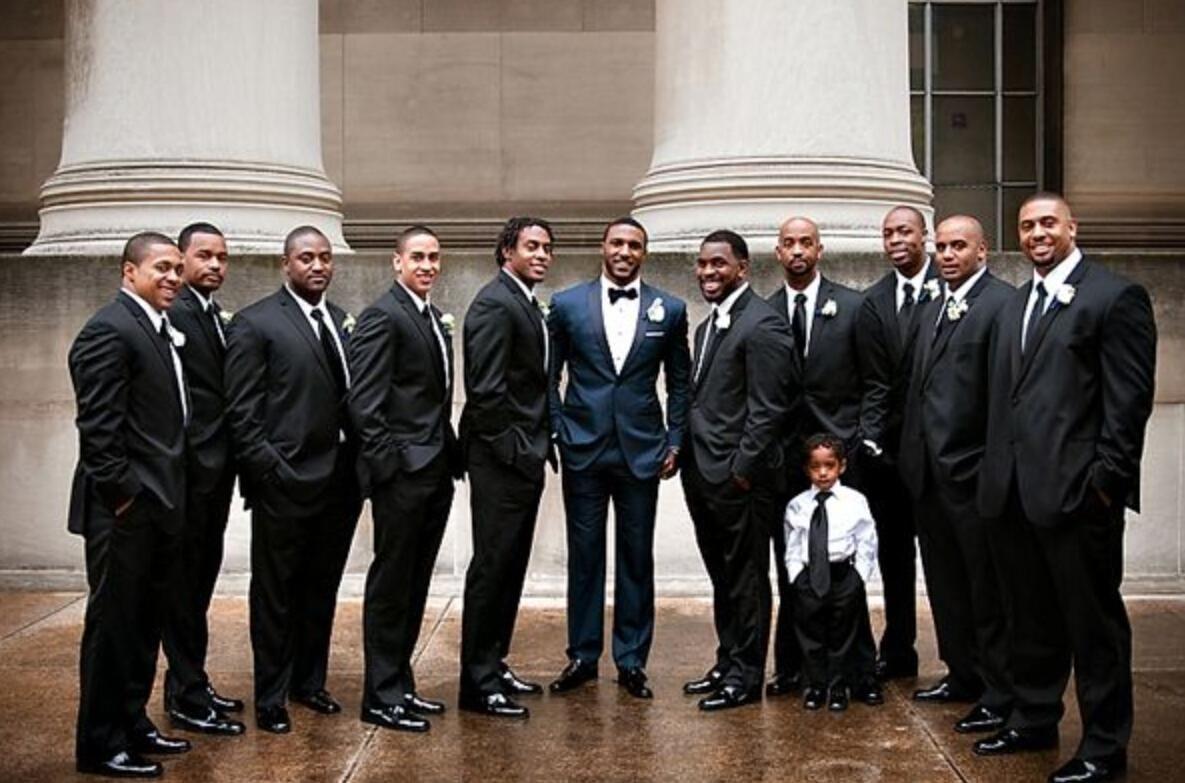 2015 Best Man Tuxedos Wedding Formal Occasion Groom Wear Accissories ...