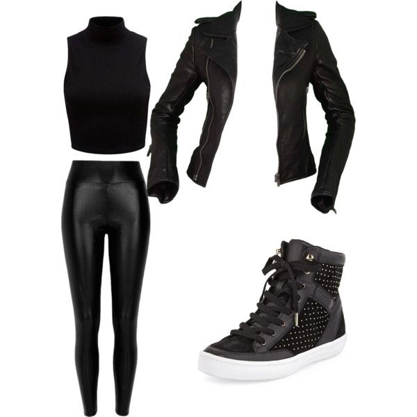 Teen Wolf by ms-kisdabomb on Polyvore featuring polyvore fashion style Forever New Balenciaga River Island Rebecca Minkoff