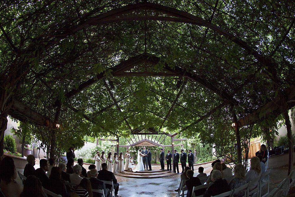 Albuquerque Botanical Gardens Wedding Photography Kevin S