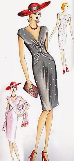 marfy collection | Marfy | Pinterest | Mode, Stil und Nähen