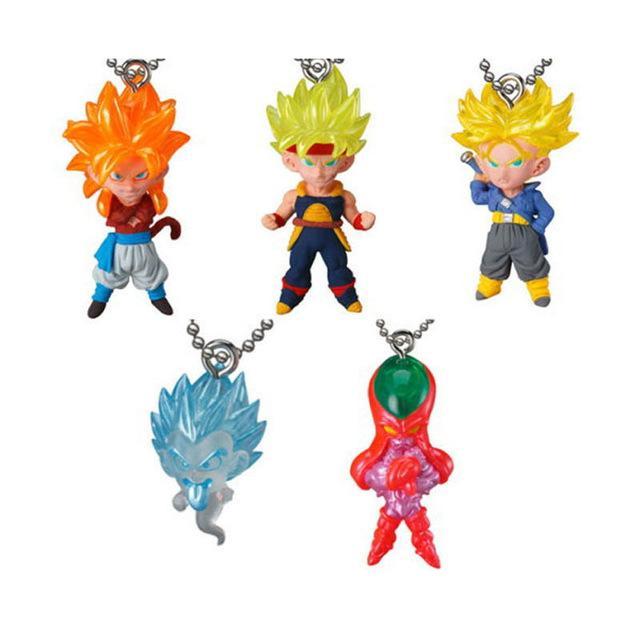 Dragon Ball Kai Figure Swing Keychain~UDM The Burst 12~S.s Vegeto 3