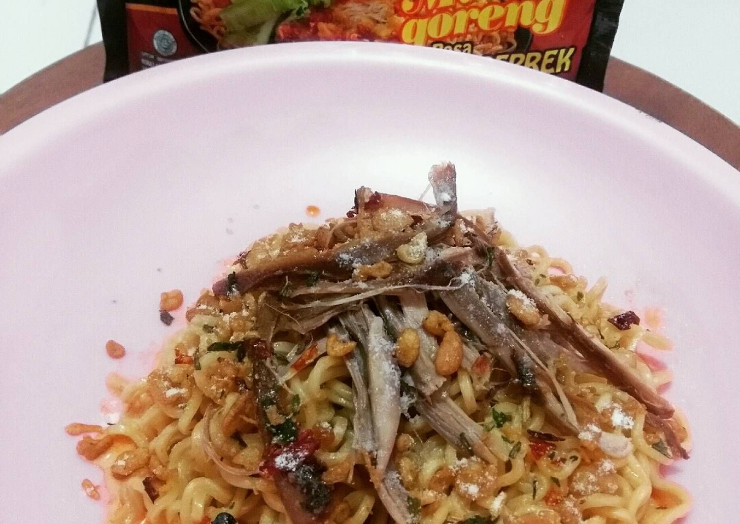 Resep Creamy Indomie Oleh Yuniwarda Resep Pasta Resep Rebusan