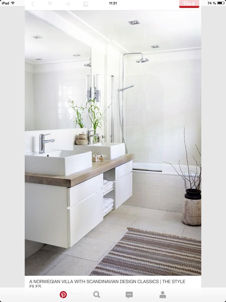 Pin by Hana Mocharová on Koupelna | Pinterest | Bathroom inspiration ...
