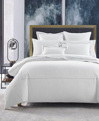 Hotel Collection Italian Percale Bedding Collection Created For Macy S Reviews Designer Bedding Bed Bath Macy S Luxury Bedding Sets Hotel Collection Hotel Collection Bedding