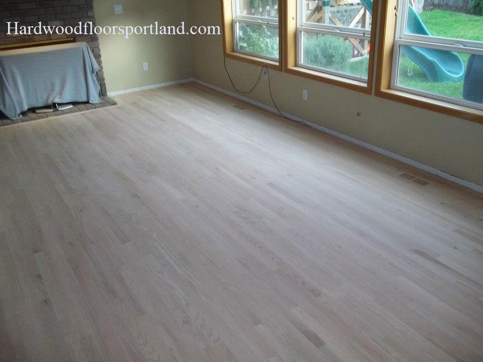 Red Oak Fine Sanded Wood Red Oak Floors Portland Pinterest