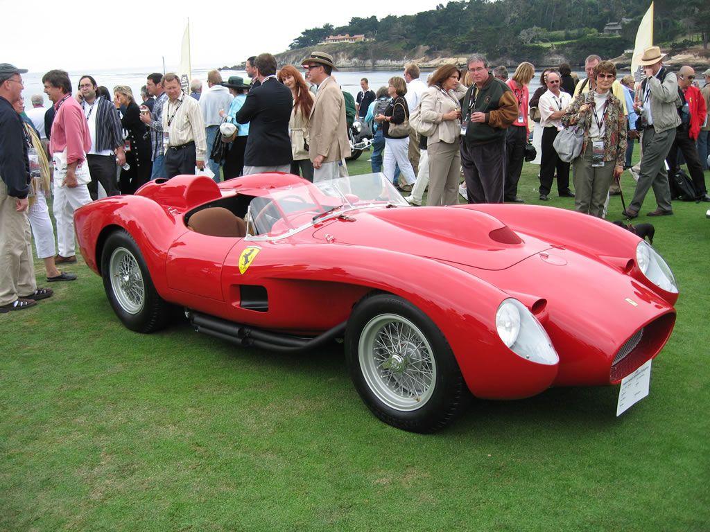 1957 Ferrari 250 Testa Rossa Ferrari Testarossa Expensive