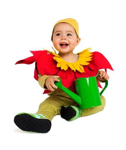 24 Homemade Halloween Costumes for Kids - trajes de halloween para bebes