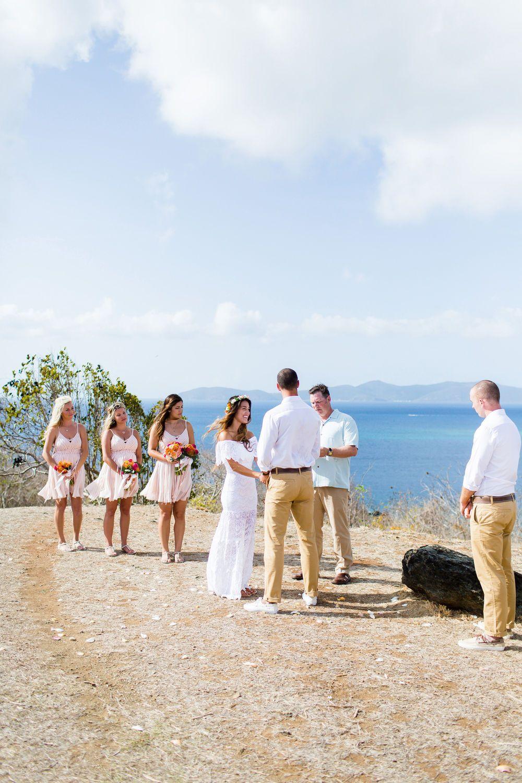 Real Wedding In St John Usvi