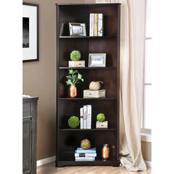 Overstock Com Online Shopping Bedding Furniture Electronics Jewelry Clothing More In 2020 Corner Bookshelves Corner Bookcase Bookcase