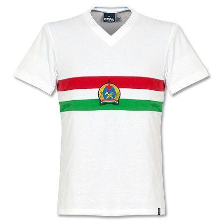 Camiseta Retro De Hungria 1950 S Visitante Camisetas Retro