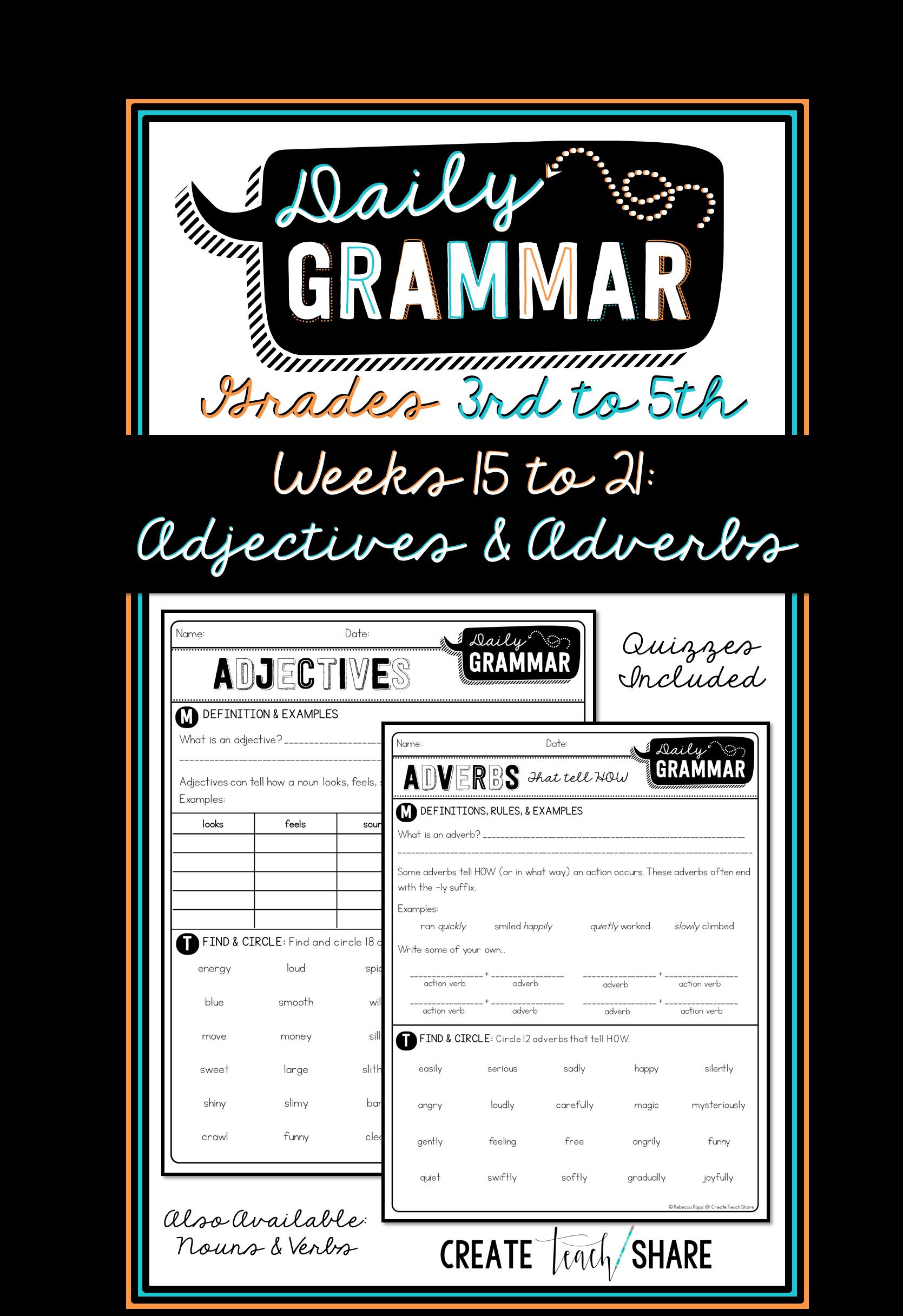Daily Grammar
