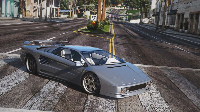Rockstar Releases Busted Gta Online Car That Costs Nearly A Million In Game Dollars Update New Gta Gta Online Gta