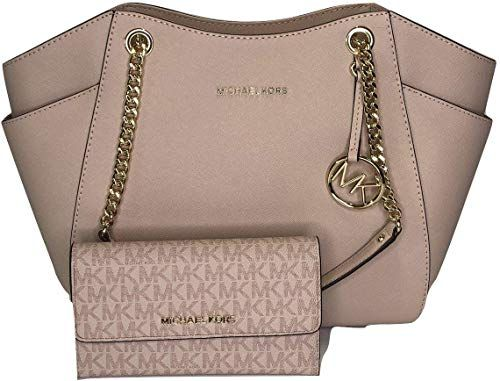 New MICHAEL Michael Kors Jet Set Travel Large Chain Shoulder