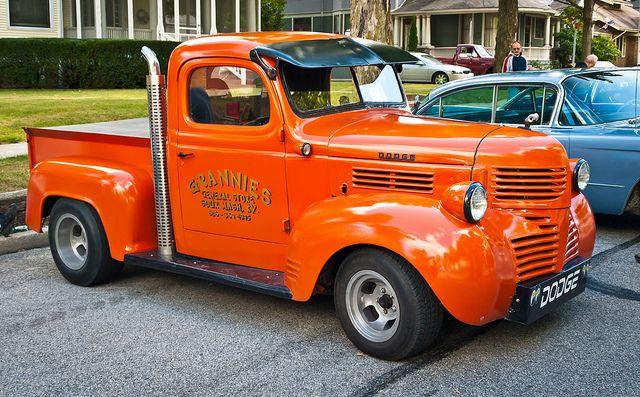 1945 Dodge Pickup Dodge Pickup Old Pickup Trucks Classic Cars Trucks