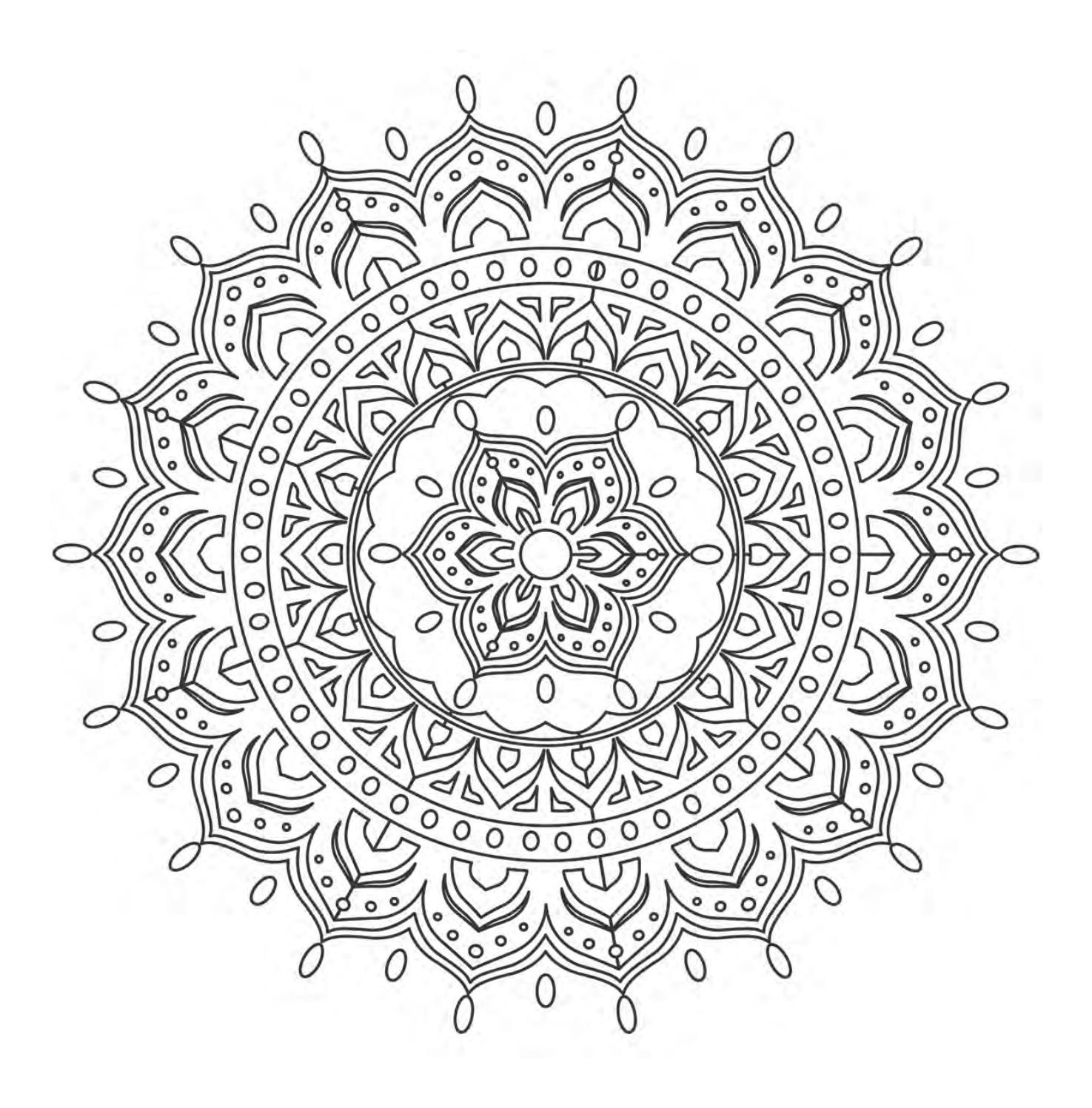 101 Mandalas The Big Coloring Book Mandala Coloring Pages Coloring Book Art Coloring Books