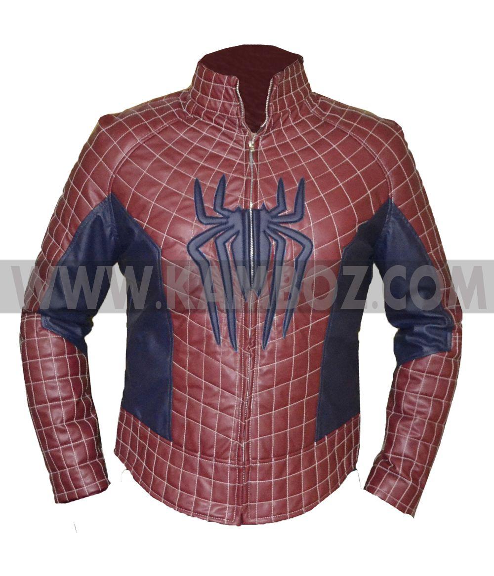 Pin By Kamboz Leather Craft Leather J On Spiderman Jackets Men Fashion Leather Jacket Men Men S Leather Jacket [ 1167 x 1000 Pixel ]